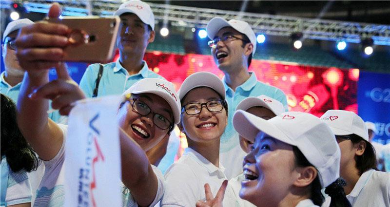 Cumbre de G20 contará con participación de 4.000 voluntarios