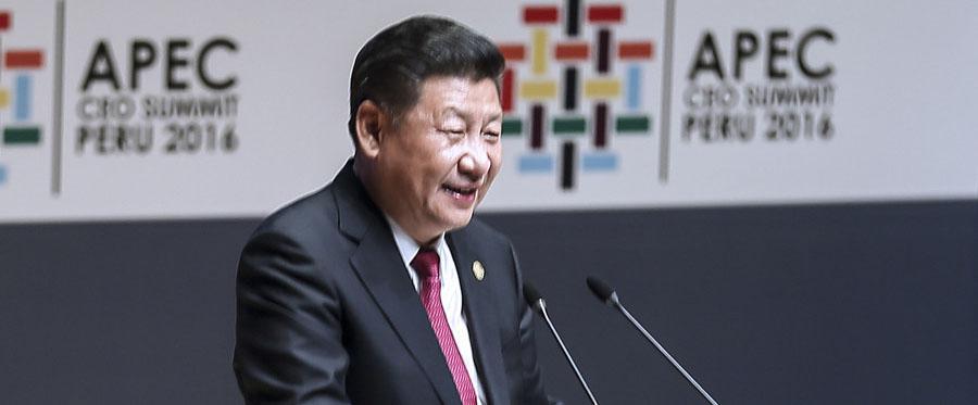 Xi enfatiza camino de globalización justo e incluyente