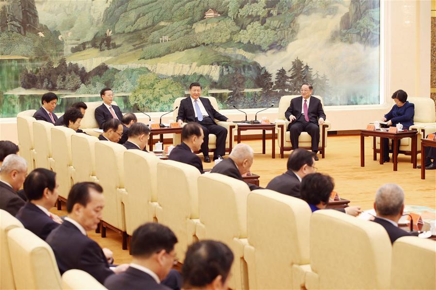 Xi Jinping felicita por Año Nuevo a partidos no comunistas y a gente sin afiliación partidista