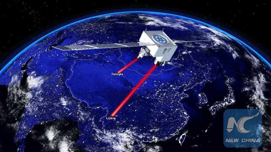 China logra entrelazar fotones a 1.200 kilómetros de distancia