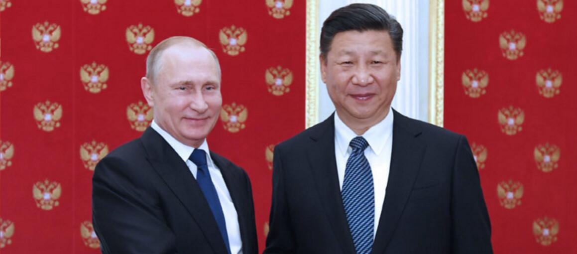 Xi y Putin acuerdan fortalecer su coordinación en asuntos importantes