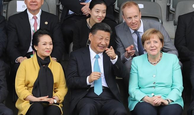 ENFOQUE: Visita de presidente chino a Rusia y Alemania amplía lazos, fortalece cooperación