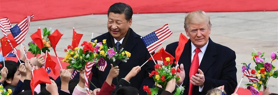 """Xi: Lazos entre China y EE. UU. están en """"nuevo punto de partida histórico"""""""