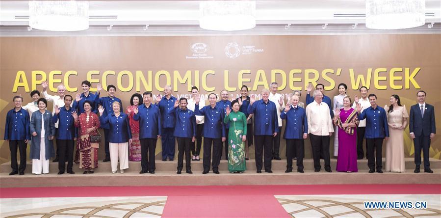 ENFOQUE: Xi dibuja una gran imagen para el desarrollo de Asia-Pacífico