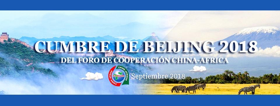 Texto íntegro del discurso de Xi Jinping en apertura de la Cumbre del Foro de Cooperación China-África