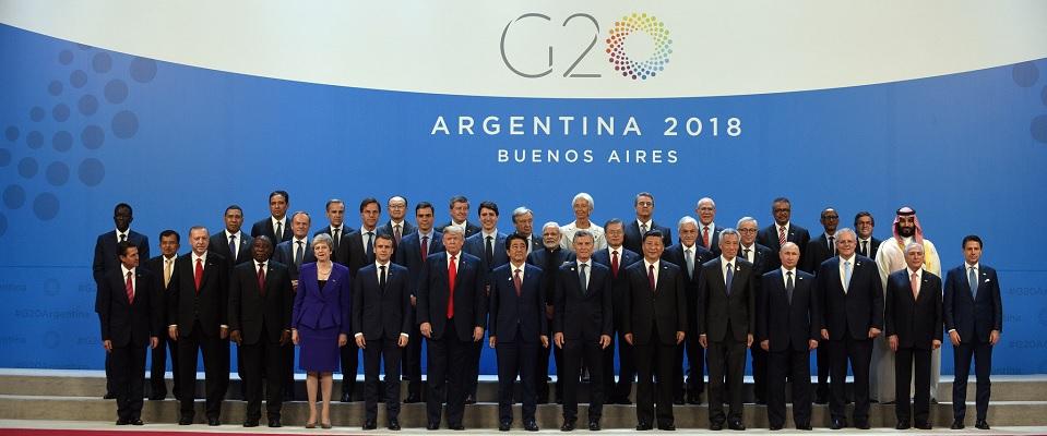 Texto completo de los comentarios de Xi en la sesión I de la cumbre del G20 en Buenos Aires