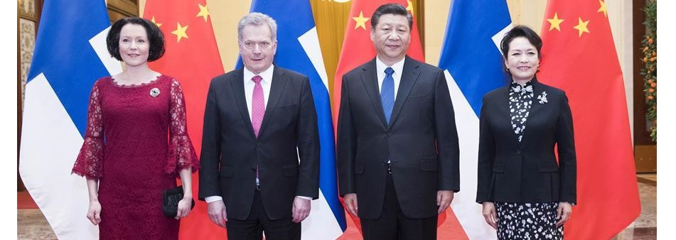 ENFOQUE: China y Finlandia prometen escribir nuevo capítulo de relaciones bilaterales