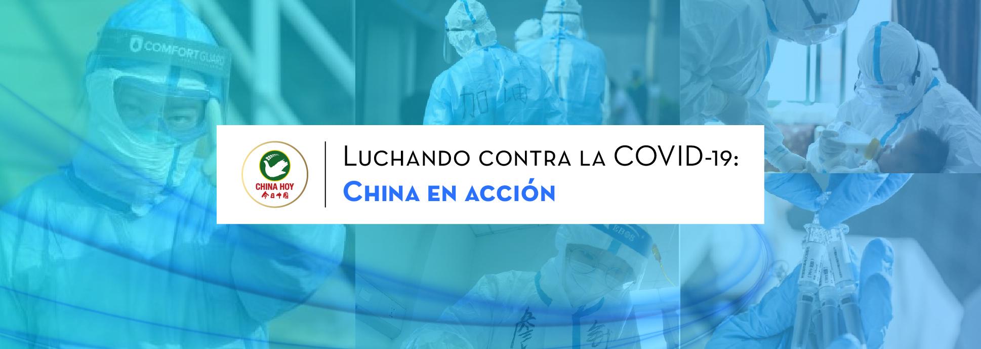 China publica libro blanco sobre lucha contra la COVID-19